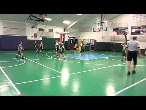 Corbett Preparatory School of IDS Silver Basketball Team vs Academy at the Lakes Nov 19 2015