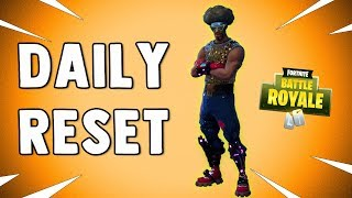 FUNK OP SKIN IS BACK - Fortnite Daily Reset & New Items in Item Shop