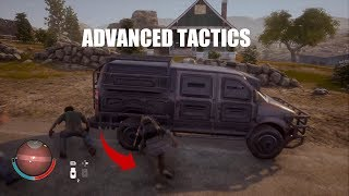 State Of Decay 2 **Advanced Strategies and Tips** MUST WATCH!!