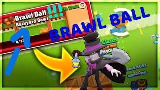 Brawl Ball - Mortis (Brawl Stars)