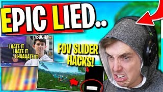 Pro Bugha SAYS He Hates the Game.. Epic Lied ABOUT Update Say Pros