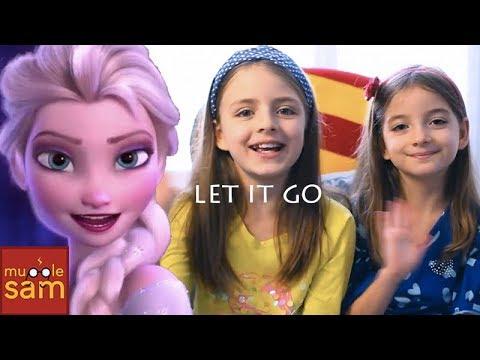 LET IT GO - DEMI LOVATO - FROZEN   Mugglesam