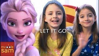 Mugglesam - LET IT GO - DEMI LOVATO - Season 8 Episode 4