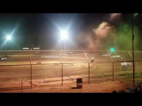 Flomaton Speedway Memorial Day Shootout Features! 2019(4)