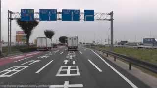 【車載動画】国道17 深谷バイパス・熊谷バイパス[(上り)約30km] 全線