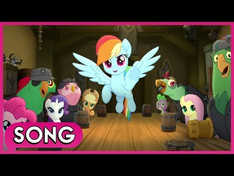 Time To Be Awesome (Song) - My Little Pony: The Movie [HD]