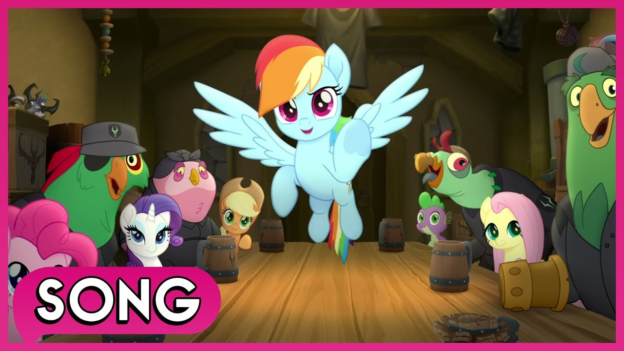 Time To Be Awesome Song My Little Pony The Movie Hd Youtube