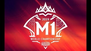 Info Lengkap Dan Analisa Singkat M1, Mobile Legends: Bang Bang World Championship 2019 - #BacotanKB