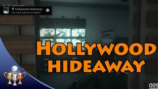 Battlefield Hardline - Hollywood Hideaway Trophy (Find Roark