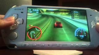обзор игры на psp need for speed
