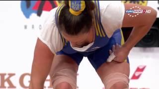 Чемпионат мира по тяжелой атлетике 2013. Женщины до 69 кг
