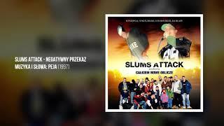 Slums Attack- Negatywny przekaz (1997) Bonus CD