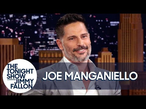 Joe Manganiello and Sofia Vergara Took on a Snake with an Axe and Katana Sword
