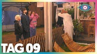 Promi Big Brother Talk | Tag 9 | Zlatko zieht aus