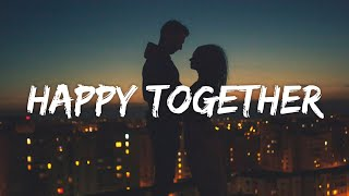 Download Mark Ronson, King Princess - Happy Together (Lyrics) (From Lucifer S5 & Umbrella Academy S1)