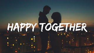 Mark Ronson, King Princess - Happy Together (Lyrics) (From Lucifer S5 & Umbrella Academy S1)