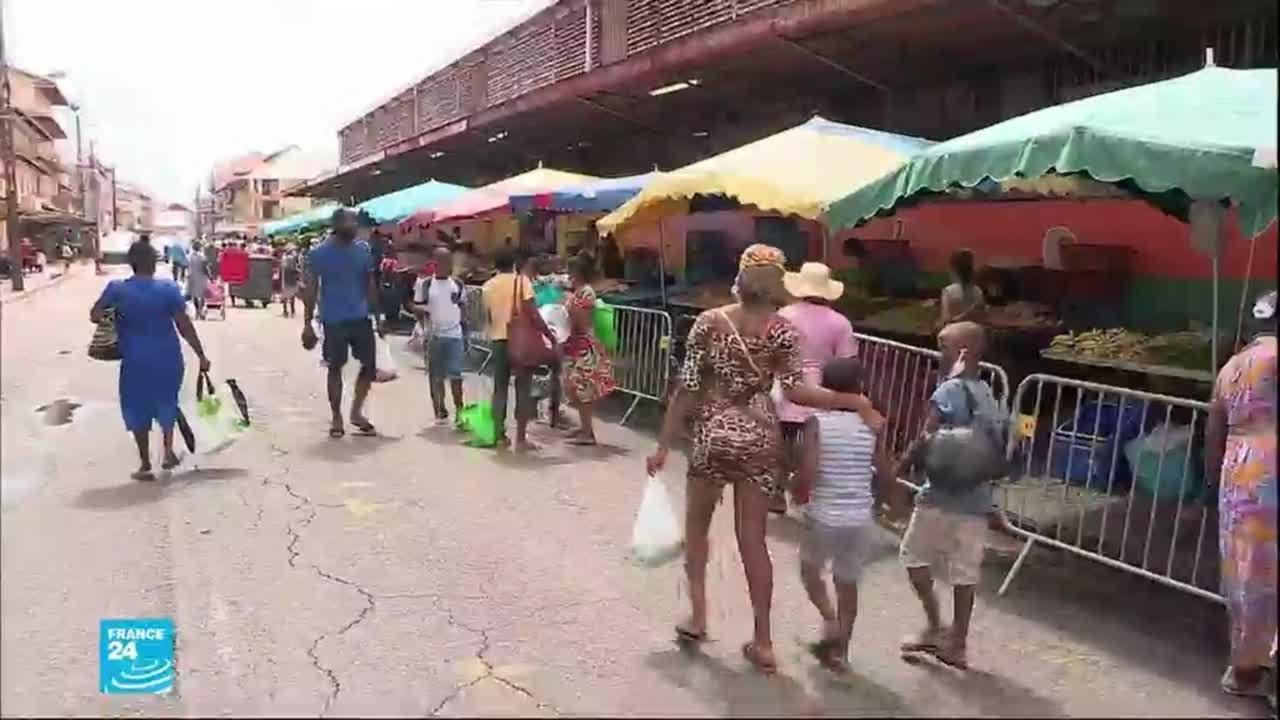 فيروس كورونا: السلالة البرازيلية تفشت في جزيرة غويانا الفرنسية بنسبة -مخيفة-  - 17:00-2021 / 4 / 16