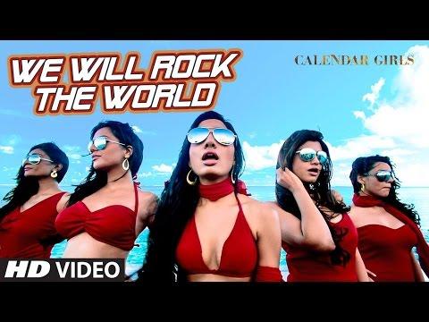 We Will Rock The World Video Song - Meet Bros Anjjan ft. Neha Kakkar | Calendar Girls
