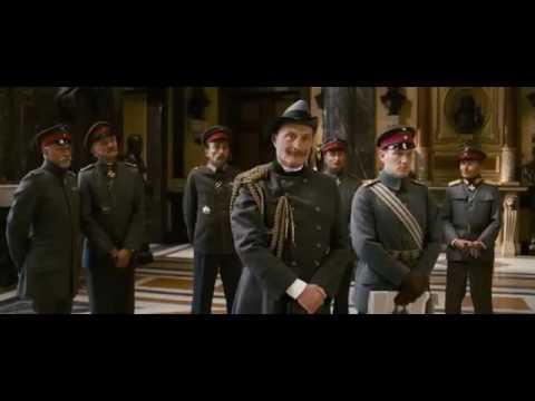 Lt von Richthofen meets Kaiser Wilhelm and receives the Pour le Mérite