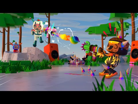 Blankos Block Party   Developer Chat   Gamescom 2020
