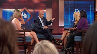 Dr. Phil Warns Guest, Self-Destructive Behavior 'Absolutely Has To Stop.'