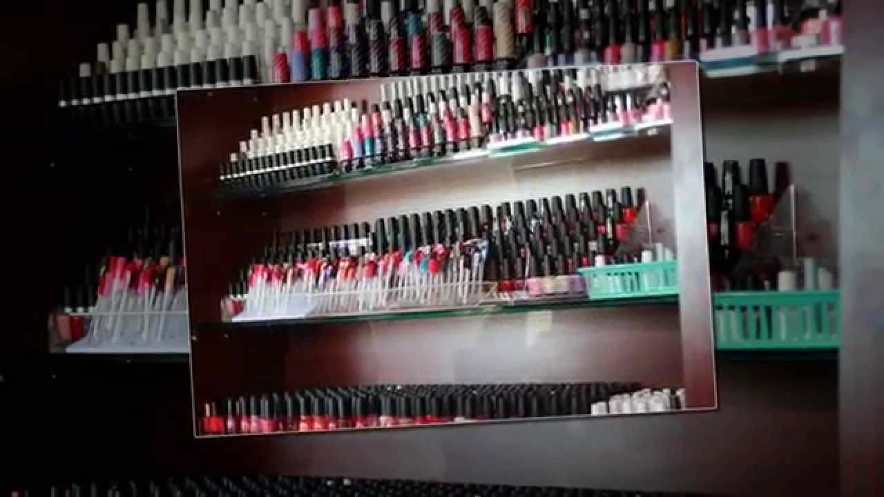 Deluxe Nail Salon in Dallas Texas 75230 524 - YouTube