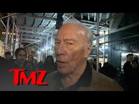 Christopher Plummer Addresses Replacing Kevin Spacey in 'All the Money in the World'  TMZ