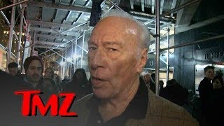 Christopher Plummer Addresses Replacing Kevin Spacey in 'All the Money in the World' | TMZ
