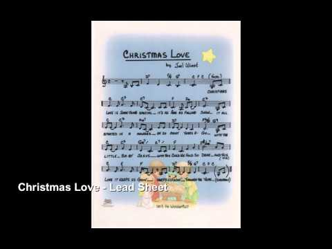 Christmas Love   Lead Sheet  Display