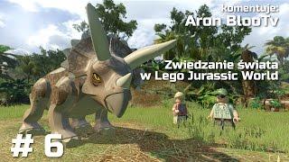 Zwiedzanie świata w Lego Jurassic World #6 Małe Zoo