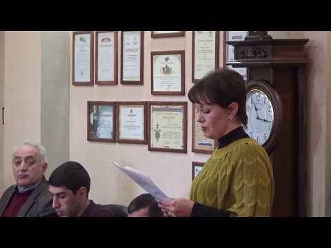 25.01.2019թ. Ստեփանավան համայնքի ավագանու նիստ
