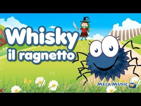 Whisky il ragnetto - Canzoni per bambini di Mela Music