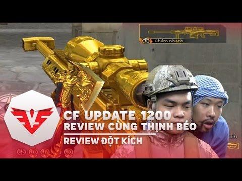ESV Review | Review Update Đột kích phiên bản 1198 - Caster Thịnh Béo & Vic Max