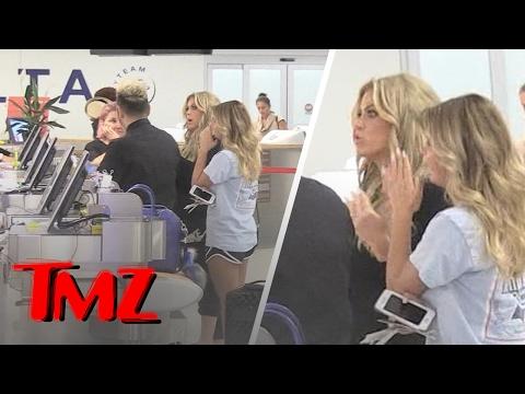 Kim Zolciak Got Pissed At Delta | TMZ