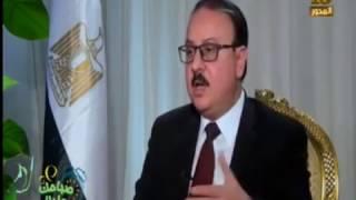 وزير الاتصالات يكشف عن الموعد النهائي لتشغيل خدمات الجيل الرابع ..فيديو