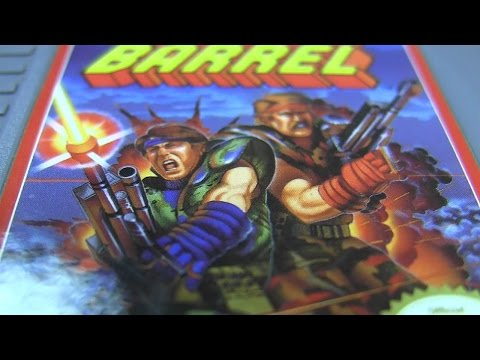 CGR Undertow - HEAVY BARREL review for NES