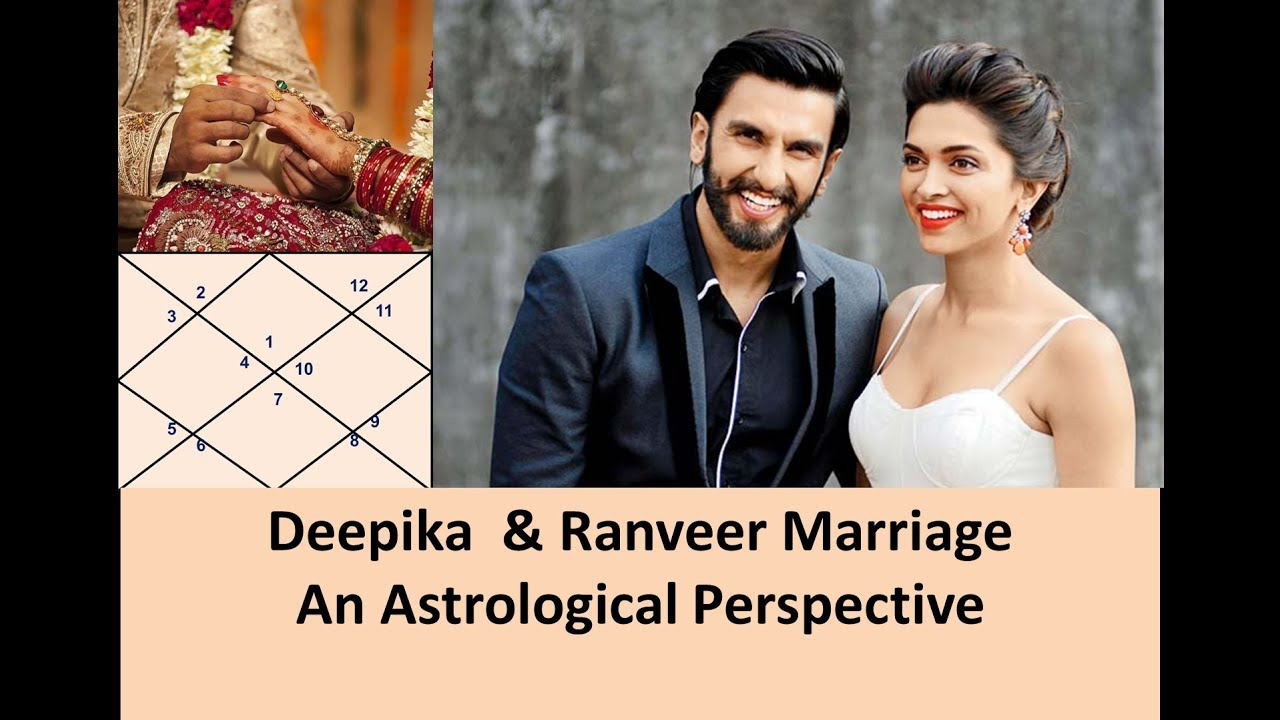 Ranveer Deepika Marriage Astrological Analysis, Match Making, Jyotish ki Nazar Se