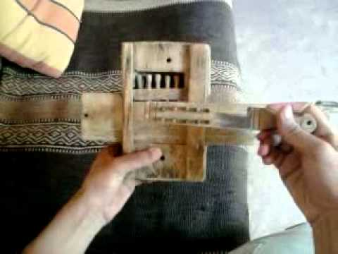 Traditional Wooden Lock Youtube