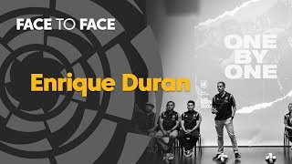 Face to Face: Enrique Duran