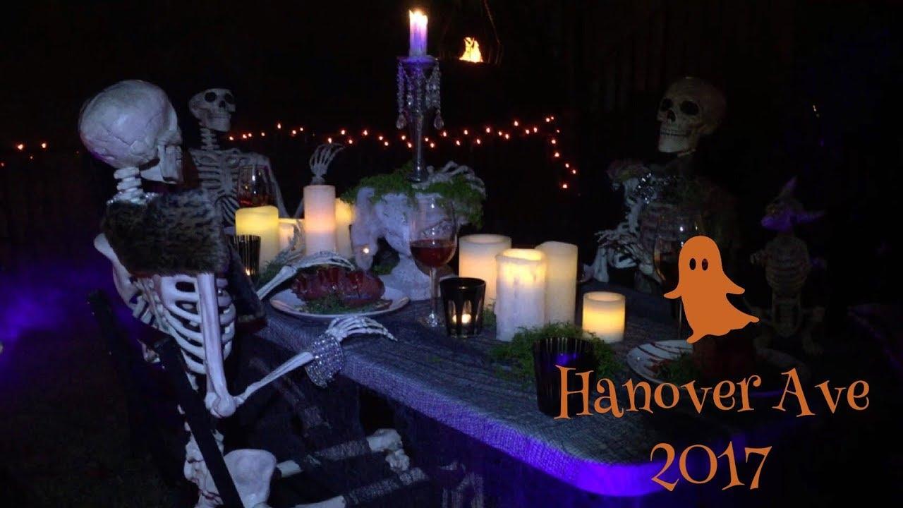 Hanover Richmond Halloween 2020 Halloween Block Party Hanover Avenue Richmond 2017   YouTube