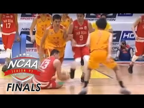 SBC Red Lions | NCAA 93 Champion Highlights