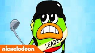Хлебоутки | Новый лидер | Nickelodeon Россия