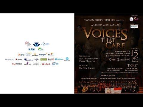 Voices That Care - A Charity Choir Concert (test #strimigin)