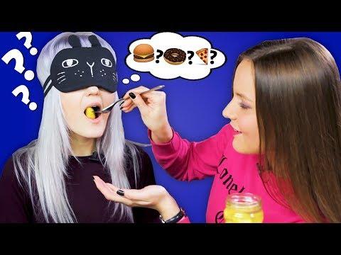 ЧТО У МЕНЯ ВО РТУ?! Пробуем странные азиатские продукты | Натали Кисель | Отгадай еду | Реакции