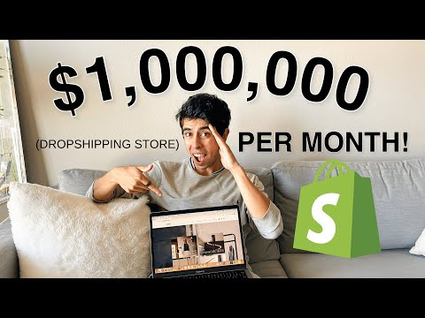 The Most Impressive Dropshipping Store I've Ever Seen | Shopify Store Case Study 2020