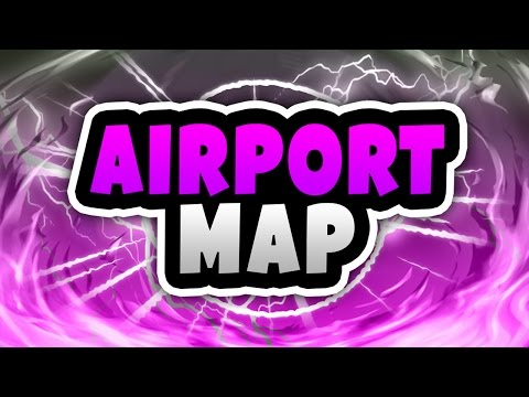 Phantom Forces - NEW AIRPORT MAP COMING SOON!!!   FULL LOOK AT THE MAP!