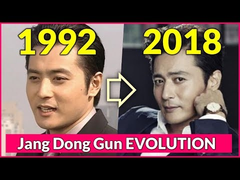 SUITS  JANG DONG GUN  EVOLUTION 1992 2018