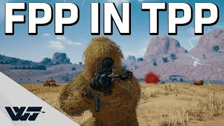 FPP IN TPP - They never saw it coming - PUBG