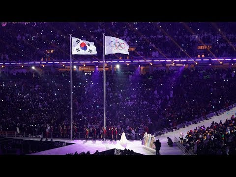 02/09/2018: Winter Olympics opening & Olympic hero Eddie 'The Eagle'