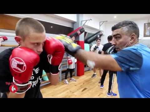Cours de Boxe anglaise au Dojo de Grenelle